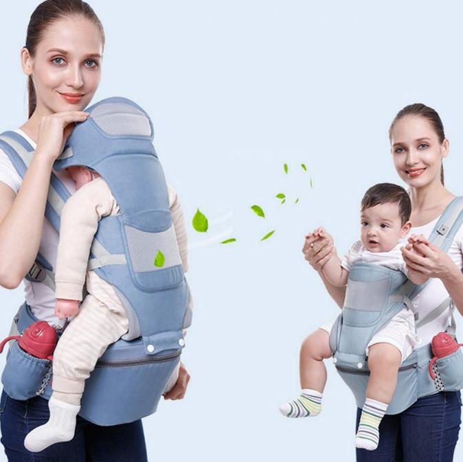 กระเป๋าอุ้มเด็ก Baby Hip Seat HS30