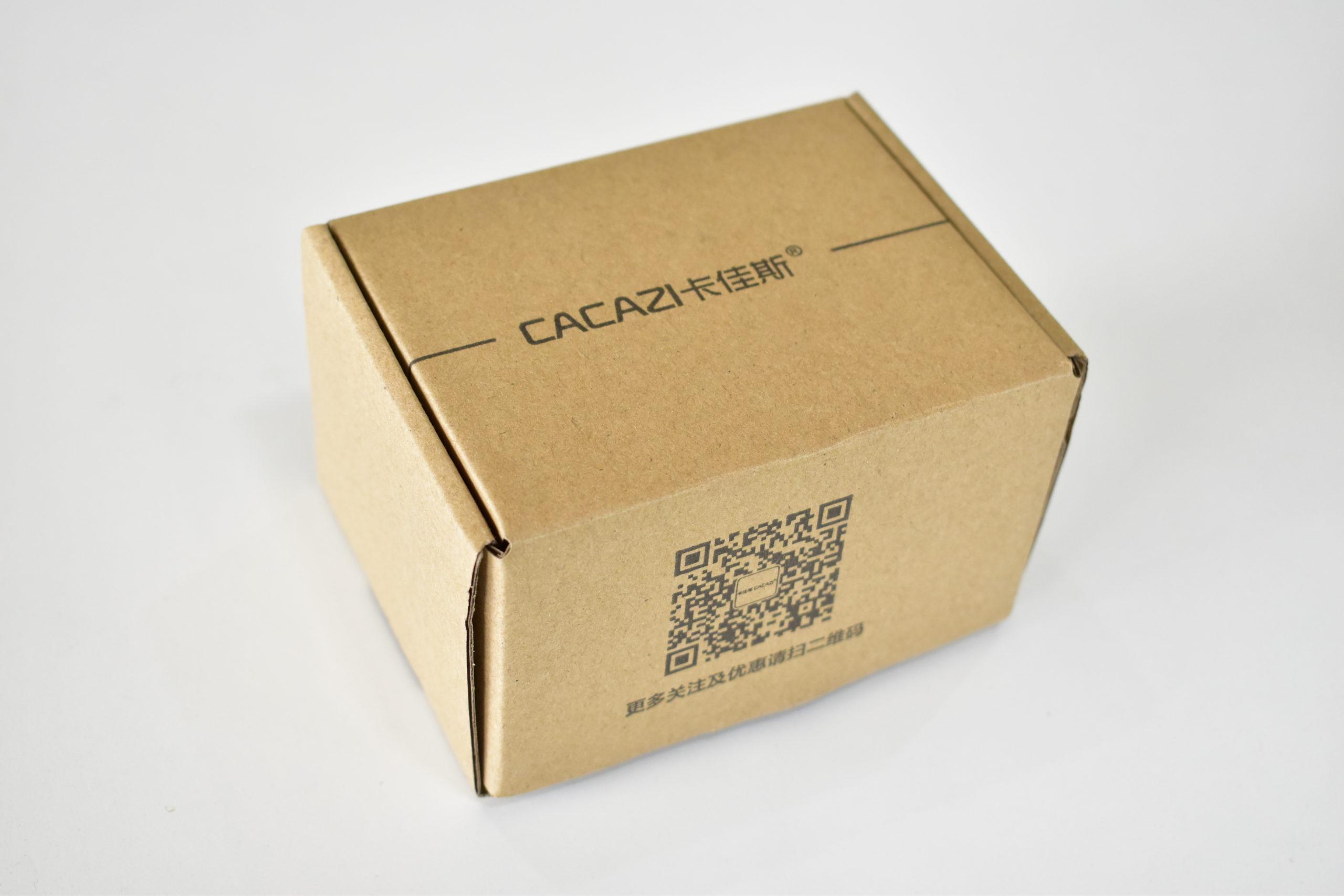 ออดฉุกเฉิน CACAZI CR2032 กล่อง